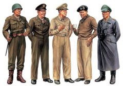 Tamiya 32557: 1/48 WWII Famous Generals (5)