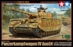 Tamiya 32584: 1/48 German Pz.IV Ausf.H Late Production