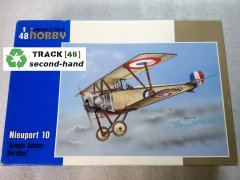 Special Hobby 48082: 1/48 Nieuport 10 Single Seater