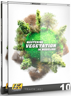 AK Learning #10: Mastering Vegetation in Modeling