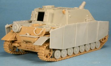 GasoLine GAS48043K: 1/48 Sturmpanzer IV Brummbar, late version