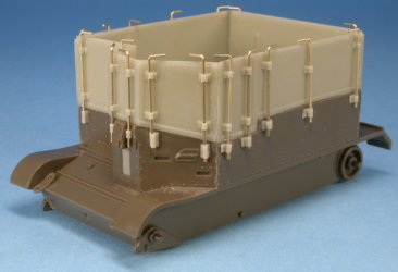 GasoLine GAS48081K: 1/48 Deep Wading System for Universal Carrier