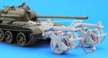 GasoLine GAS48139K: 1/48 KMT-5 Mine Roller for T-55