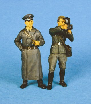 GasoLine GAS50331: 1/48 German propaganda team