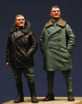 Model Cellar MC48005: 1/48 Manfred and Lothar Richthofen