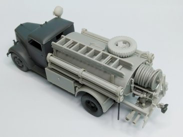MP Originals 48007: 1/48 Opel Blitz Fire Truck