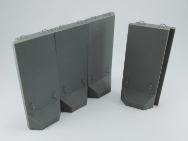 MP Originals A48031: 1/48 US Army Anti-Blast Wall